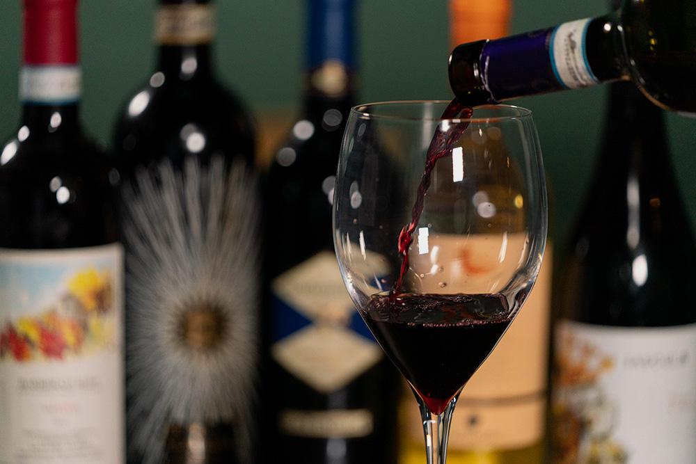 ワインのペアリングを覚えよう!