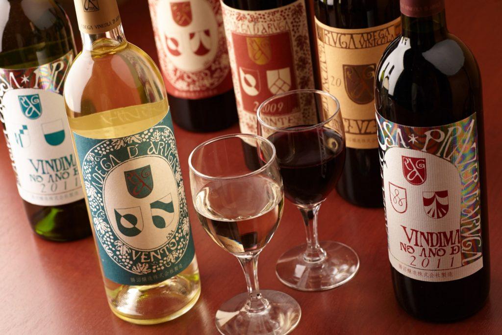 ワインの種類