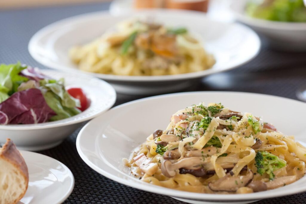 イタリア料理の人気メニューについて