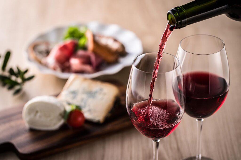 気軽に楽しめるハウスワインについて